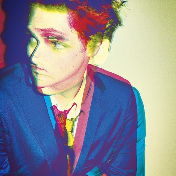 .@GerardWay is set to hit our stage on October 12! Get tickets this Wednesday at 12PM. http://t.co/fw8ykOhFMs