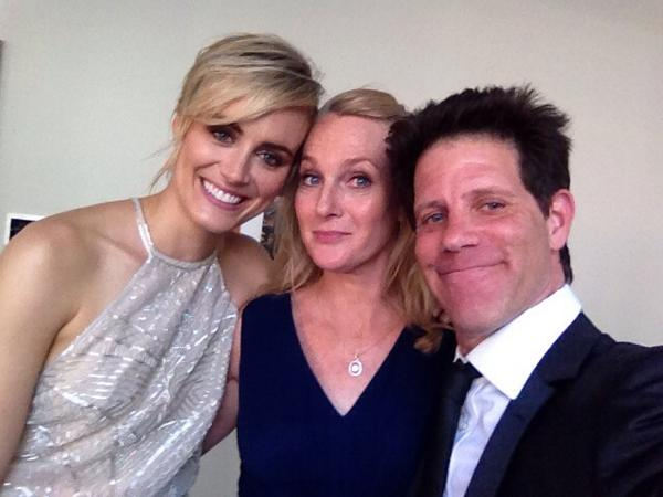 Emmys: It's good to be Larry. #sixwords w/ @piper & @tayschilling @sixwords http://t.co/aH5MCJtlJ4