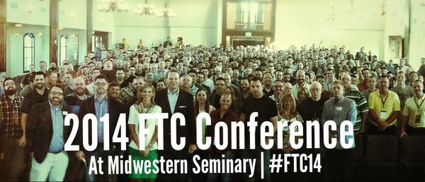 Over 800 people ready to kick off the inaugural For The Church Conference. Stream at http://t.co/yzGyjY69KX #FTC14 http://t.co/yCD7agR3Ec