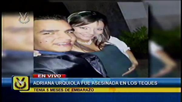 SuNoticiero (@SuNoticiero): Periodista denuncia que está recibiendo amenazas de presunto homicida de Adriana Urquiola   http://t.co/c28ejOycSi http://t.co/2pHWGNglpG