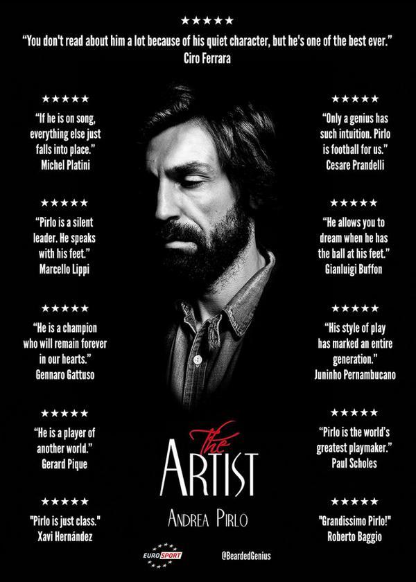 The Artist.. #Italy #Juventus #SerieA http://t.co/YDFyan0bge