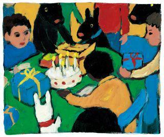 今日はガスパールのお誕生日♪♪ ガスパールおめでとう☆★ http://t.co/9RUZqqDpMk
