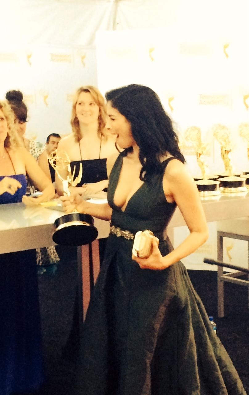 Congrats to @SarahKSilverman on her #Emmys for We Are Miracles on @HBO http://t.co/b73Oyf3nDJ