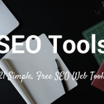 #Free! 21 Simple and Free #SEO Tools to Instantly Improve Your Marketing: http://t.co/1uh17NPbnX http://t.co/ZN5iVZygsr #Marketing