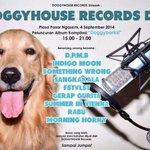 "RT @infojogja: #event   Launching album kompilasi @DoggyhouseRecs ""DoggyBarks"" di panggung @fky26 #DHRday   4sept, pkl 15-21   http://t.co/pnk3soTgSY"