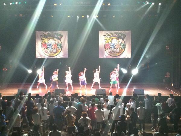 時東ぁみ (@aMITOKITO): 東京エリア代表 LUVYAさん♪ http://t.co/kuCVlI7xF5