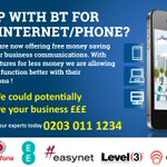 Fed up with BT for your internet or phones? read here >>>  http://t.co/po78VCIr82  @SpeedsterIT #VoIP #London http://t.co/AHJWWtnobe