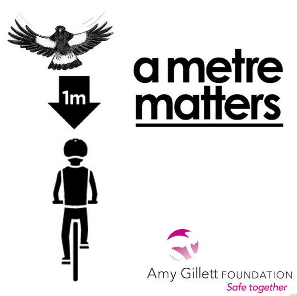Let's take the campaign to the skies @amygillettfdn! Magpie swooping season is upon us. #ametrematters #sharethesky http://t.co/cDB7moVwNE