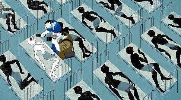 El Ebola #realidadilustrada http://t.co/kvrizIoarL