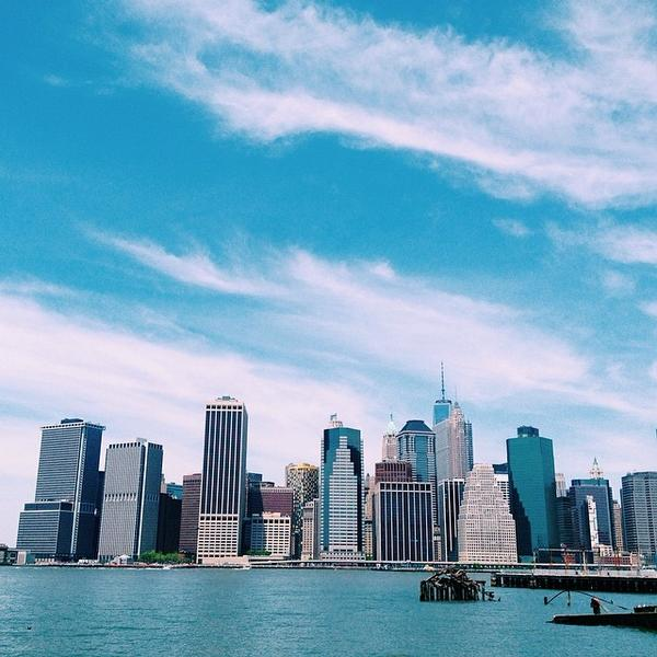 A1: There's no skyline as iconic as Manhattan, and for good reason. #LPChat http://t.co/9iOaKVKu9r