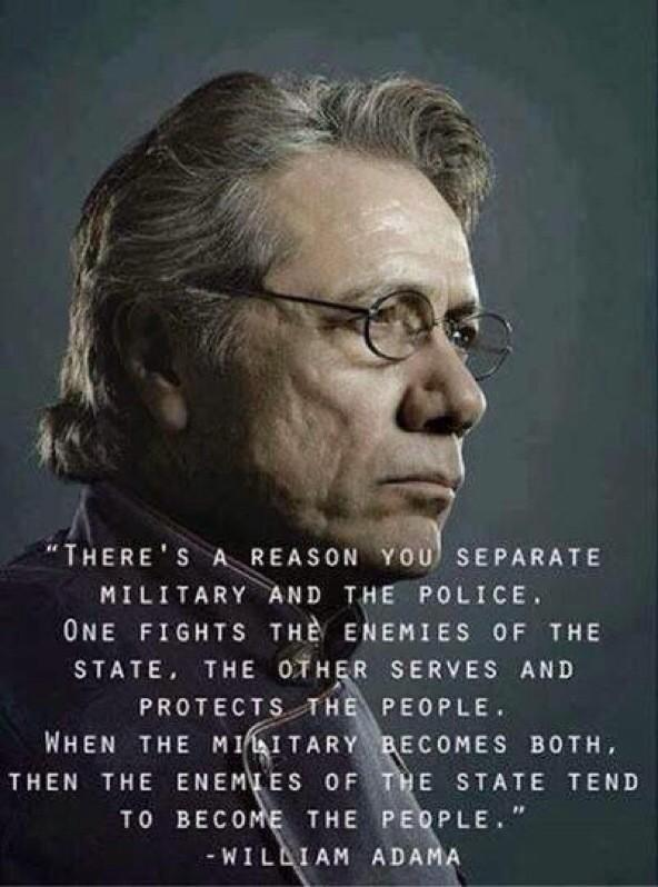 Some Battlestar Galactica wisdom that's very relevant for #ferguson right now.  Via @johnedwinmason http://t.co/tFeOlcEYan