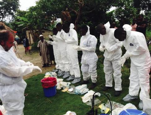 ABD, Sierra Leone'de çalışan elçilik görevlilerine, Ebola virüsü nedeniyle orayı terketmelerini emretti. http://t.co/XaKozmThpr
