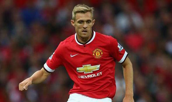 BvE oRKIEAE28HO Manchester United midfielder Darren Fletcher insists the aim this season is to win the title