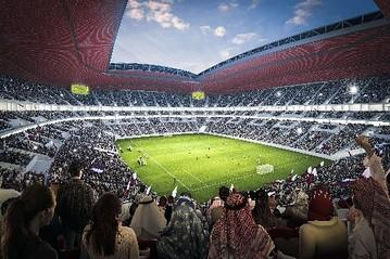 Qatar's stock market could fall 20% if it loses the 2022 FIFA World Cup: Credit Suisse http://t.co/wIgvmgYIRm http://t.co/lxu3JeqcLo
