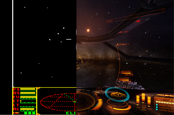 Elite 30 years later: Comparing screenshots from 1984 and 2014 http://t.co/t2h7etOJFw by @midnightambler http://t.co/qc1RTowVCl