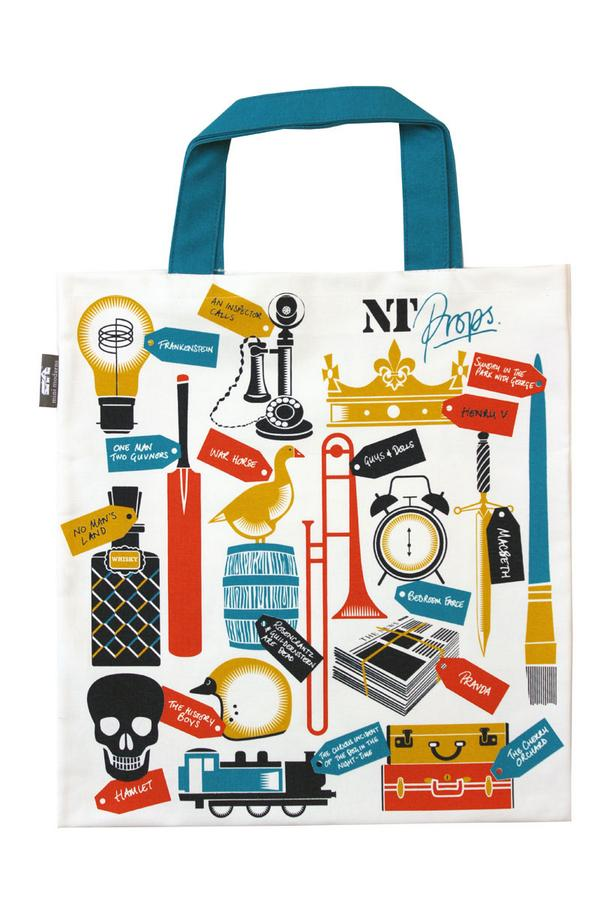 OH LOOK! Win a goodie bag from @NationalTheatre @NTBookshop's new props-inspired gifts incl. mug + tote. RT to enter! http://t.co/dxZyHhVqmW