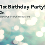 RT to win you + 3 friends into Radio 96.5s 1st Birthday Party, Sept. 12 at @CasinoNSHalifax! #HBD965 http://t.co/QJVu7Yoaoo