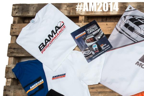 If you aren't here at #AM2014, you still have a chance to WIN some @americanmuscle Gear by RT'ing this! http://t.co/IhuUDPK15l