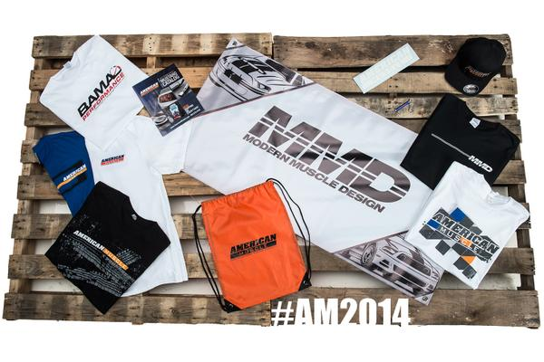 LAST CHANCE: If you missed #AM2014, RT this for a chance to win an @americanmuscle prize pack! http://t.co/b4xR3rdasC
