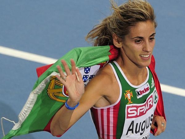 ÚLTIMA HORA Jessica Augusto conquista a medalha de bronze na Maratona Feminina dos Campeonatos da Europa Zurique'2014 http://t.co/DiZ5raqAfE