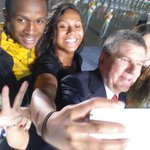 RT @iocmedia: IOC President takes a #yogselfie with athletes in the middle of the Opening Ceremony of the @nanjing2014yog http://t.co/X2zXOgfcZJ
