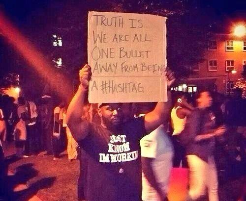 @rev_david seen this? #chsocm MT @MediatedReality: An accurate reality of the social media age. #Ferguson http://t.co/FOSeR24kN5