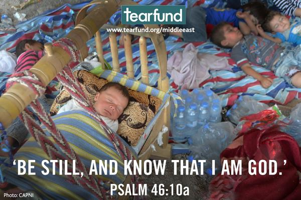 #Pray with us for peace to return in #Iraq so that its people can sleep free from fear. http://t.co/Kqu4nQE6qM http://t.co/Ov8UcFyVxF