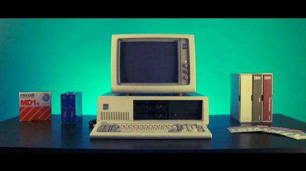 Esta semana se cumplieron 33 años desde que el primer PC #IBM5150 se lanzó al mercado en 1981 http://t.co/BKSgPAoYim http://t.co/B45Zg0lFKe