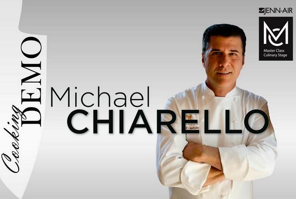 Love #Italian food? Catch @ChefChiarello on the @JennAirUSA Master Class Culinary Stage: http://t.co/R3LhdaapmB http://t.co/BgBCU47Rdc