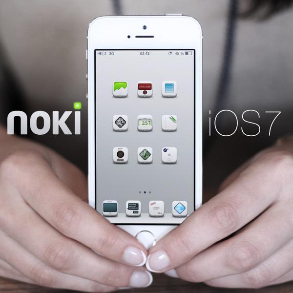 hummmm… #noki.iOS7 …. very soon now :D http://t.co/jDFN0AhH7v
