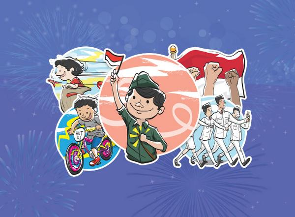 Happy Independence Day to all of our Indonesian followers. Celebrate the holiday with our exclusive sticker pack! http://t.co/BbdrPHf2s3