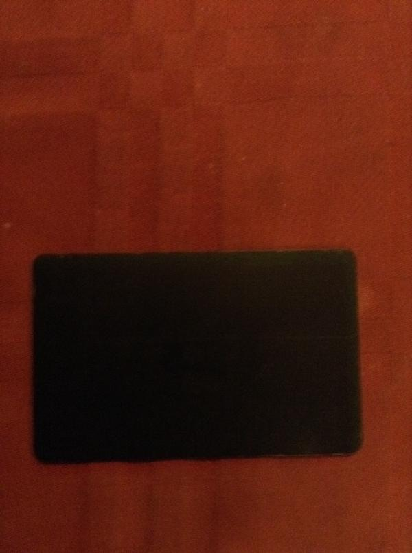 @KaiBP @Starbucks this is how I roll #starbucksblackcard black from 2008