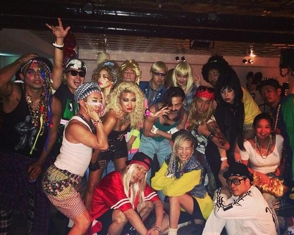 G-Dragon's Birthday in Japan (From yoon_ambush's IG) #Happy27GDay http://t.co/KHvqp614OV