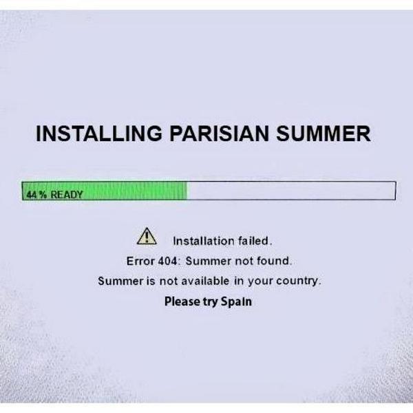 Parisian summer. http://t.co/uTbXLy2Tzz