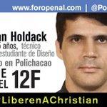 #30S Christian Holdack fue trasladado al Hospital Militar, defensa pidió nueva evaluación de un neurocirujano #360UCV http://t.co/qS8WLOp7NL