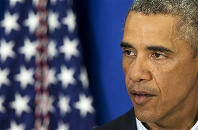 Why Obama's statement on reporters' arrests in Ferguson is hypocritical http://t.co/dcX38aF8Yy http://t.co/LJWfvWSnEO