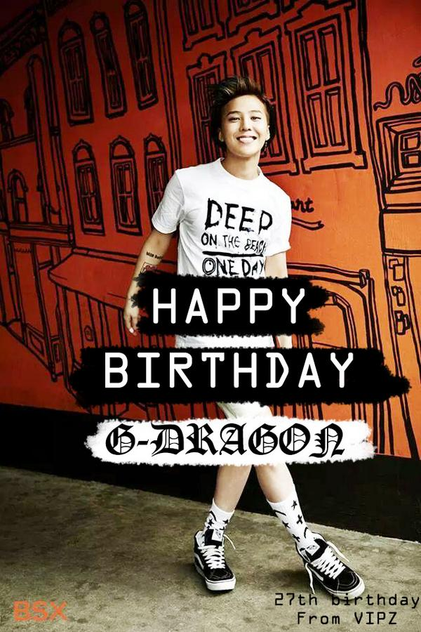 #Happy27GDay @IBGDRGN Happy birthday to you! GD http://t.co/FlPbj4Lbh3