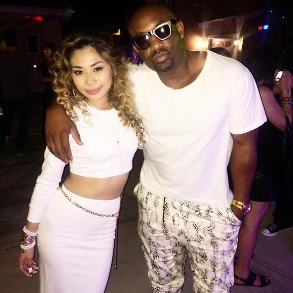 My girl @JessicaESanchez is killing the game on her #Birthday... Love me some #BluJay #happyBirthday http://t.co/w7sldvTkbX