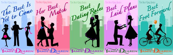 http://t.co/py8O4RFVo9 Stressed? Relax and laugh with The Best Girls! New Release @TamieDearen #CR4U #ArtKNB http://t.co/KRxmeFcdX1