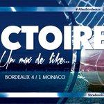 Victoire des Girondins 4-1 !!! Quel match de nos Girondins ! #MerciLesGigis #FCGBASM http://t.co/5TNwUE9mZR