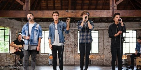 EXCLUSIVE VIDEO: Watch the lovely Union J boys @unionjworld perform hit single 'Carry You' http://t.co/2EgudSmNbp http://t.co/JkhwPfNgfr
