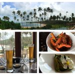 #Ceylon #ParadiseIsle #SriLanka #Exotic  #yummy #food #chilling #beach #bliss ;)