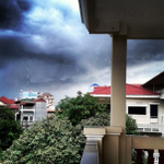 RT @OmarHavana: Stormy afternoon weather over Phnom Penh, #Cambodia #SEA #Asia Photo: @OmarHavana http://t.co/XQaTvbDx2a