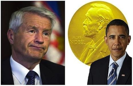 """@KadaKadil: Председатель Нобелевского комитета мира хочет лишить Обаму премии http://t.co/tRVixjB8d4 http://t.co/LfkhTk4Dsi"" ну наконец то!"