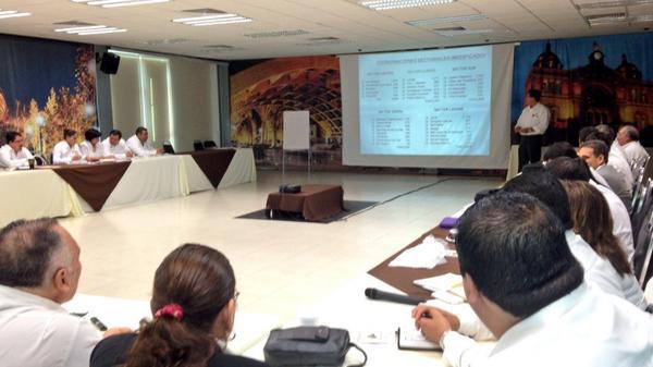 COBAED (@COBAEDoficial): Tendrá COBAED 5 sectores para fortalecer los trabajos de los 34 planteles: Laguna, Sierra, Sur, Llanos y Centro http://t.co/3mLA7JDcWD