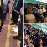 RT @sabiastuque_: A un hombre se le queda atrapado la pierna en el tren. La gente lo rescata. Hay esperanza en la humanidad... http://t.co/UTfhir4wU1