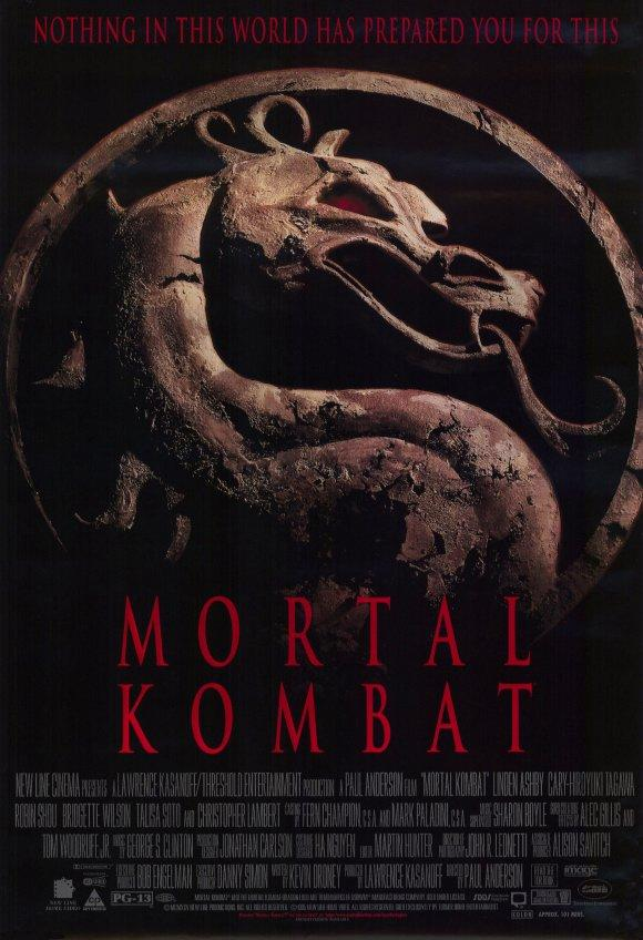 Today in Geek History: The film Mortal Kombat released in 1995. All together now: MORTAL KOMBAAAAT! http://t.co/fNFiUr8sMw