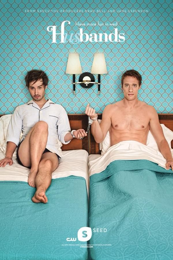 Congratulations to our writers, Brad Bell (@GoCheeksGo) & @JaneEspenson, on their @streamys nomination! #Husbands http://t.co/FnUGLolHMW
