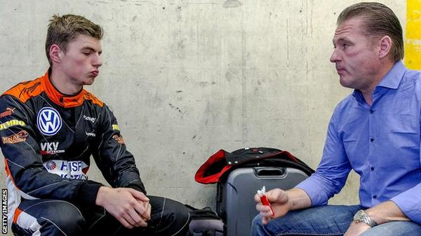 Sixteen-year-old Max Verstappen set to become the youngest Formula 1 driver in history http://t.co/e9yh9EY9pp http://t.co/GaeUVlAtJp