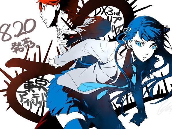 リプレイイラストを担当しました『東京アンリミテッド』、明日もしくは今日発売のようです。よろしくお願いいたします。PC1,2の能力が黒蛇&黒豹なのですよ。かっこいいコンビ。 http://t.co/PZKvm6MPCi  http://t.co/4jkePN0WZO